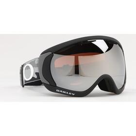 Oakley Canopy Occhiali da neve, black camo/prizm snow black iridium